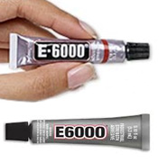 E6000 Clear Adhesive Glue 0.18oz