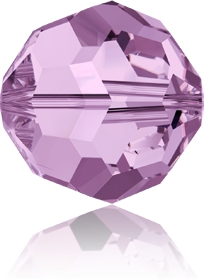 Swarovski 5000 Round Light Amethyst 6mm 360pcs