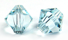 Swarovski Bicone 5301/5328 4mm Light Azore
