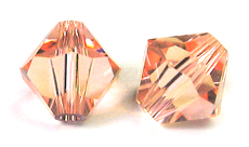 Swarovski Bicone 5301/5328 8mm Light Peach
