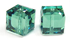 Swarovski Cube 5601 6mm Erinite