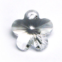 Swarovski Flower 6744 12mm Crystal Pendants