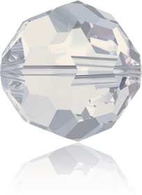 Swarovski Crystal Round 5000 4mm White Opal