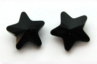 Swarovski Star 5714 8mm Jet Jets