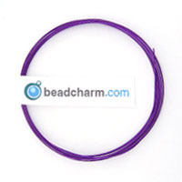 Tiger Tail Wire Purple